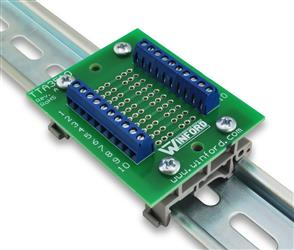 Screw Terminal Board / Component Holder - Winford Engineering